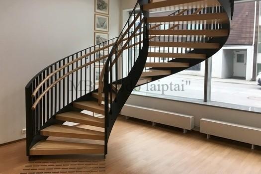 Mediniai laiptai kaina, jų gamyba ir montavimas
