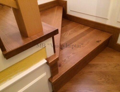 Kokie būna laiptai?