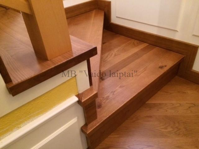 Kokie būna laiptai