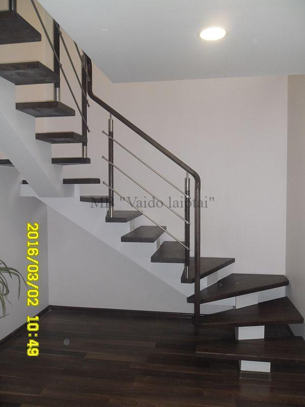 Laiptu gamyba, laiptai, betoniniai laiptai kaina