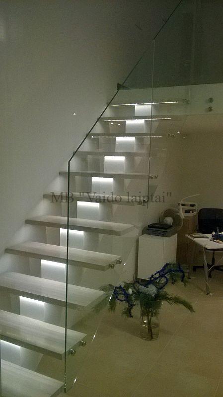 Laiptu gamyba, laiptai, betoniniai laiptai