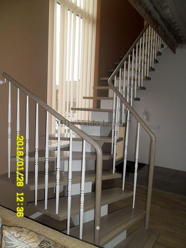 Laiptu gamyba, laiptai, betoniniai lauko laiptai