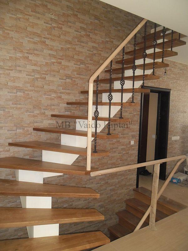 Laiptu gamyba, laiptai, betono laiptai
