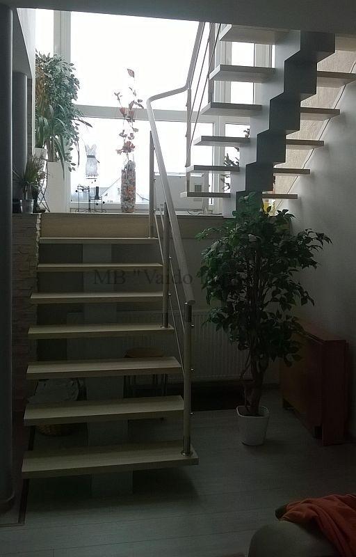 Laiptu gamyba, laiptai, kiek kainuoja laiptai