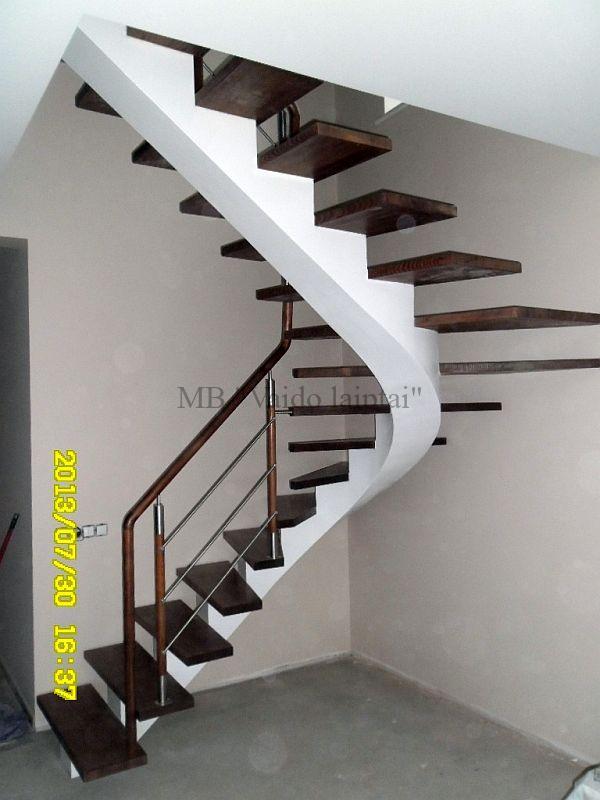 Laiptu gamyba, laiptai, laiptų projektavimas