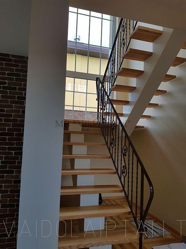 Laiptu gamyba, laiptai, laiptai i palepe