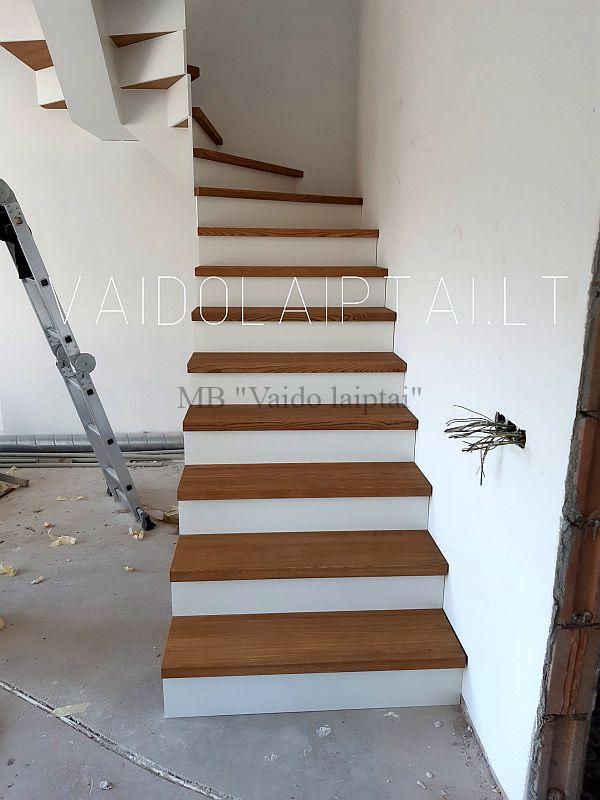 Laiptu gamyba, laiptai, laiptai is trinkeliu