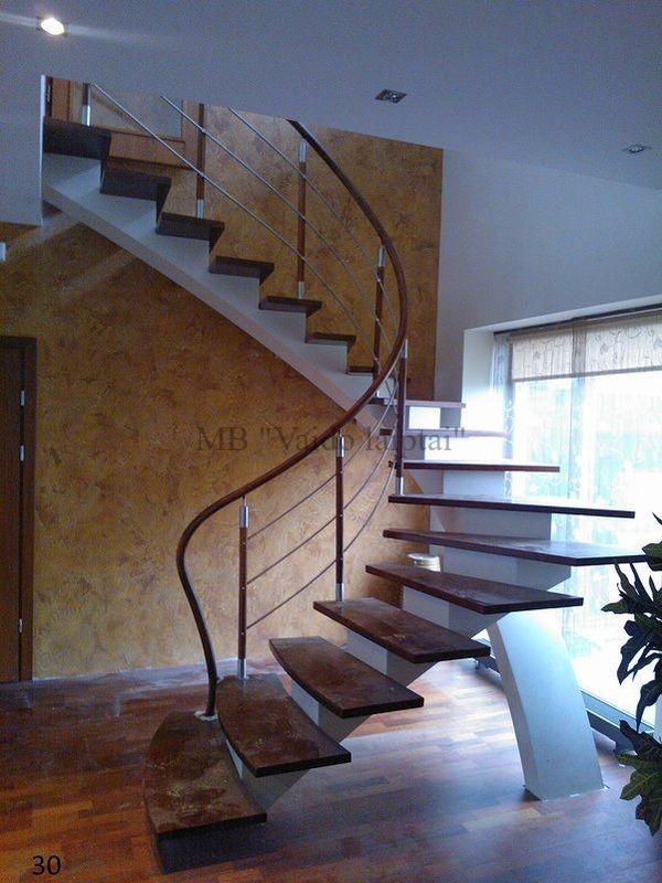 Laiptu gamyba, laiptai, laiptai