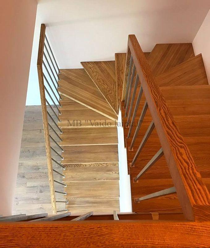Laiptu gamyba, laiptai, laiptu montavimas