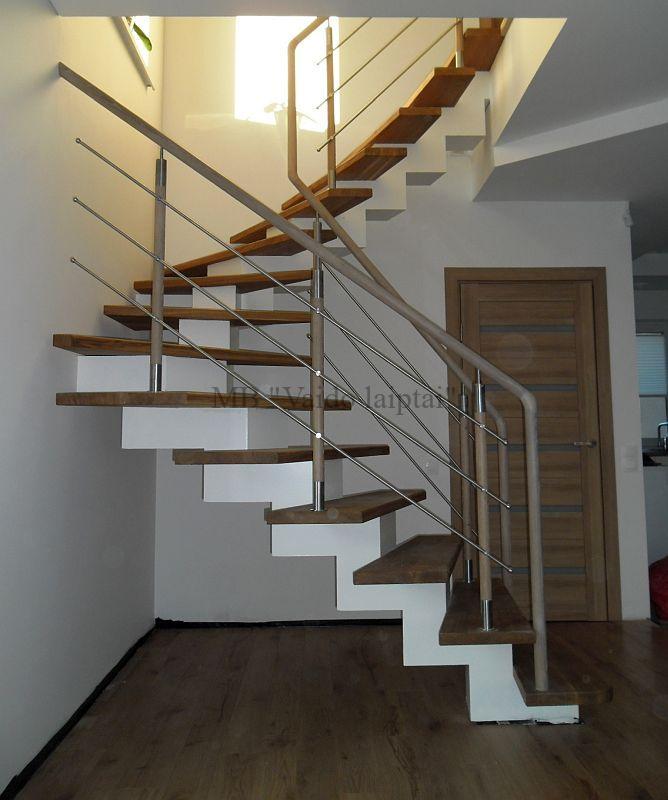 Laiptu gamyba, laiptai, lauko laiptu gamyba