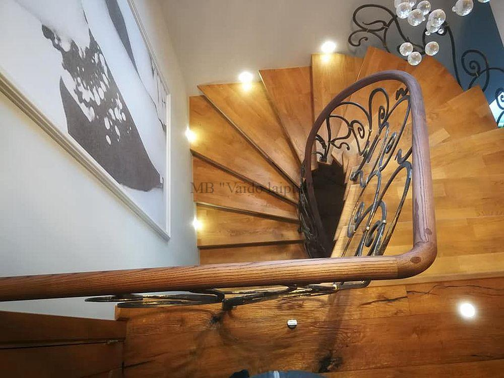 Laiptu gamyba, laiptai, mediniu laiptu gamyba