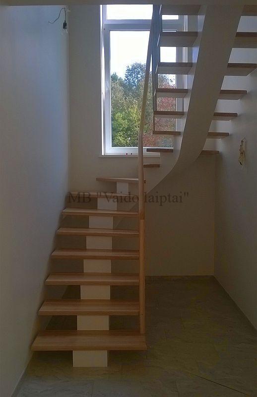 Laiptu gamyba, laiptai, metaliniai laiptai