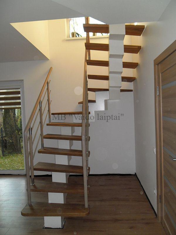 Laiptu gamyba, laiptai, palepes laiptu montavimas