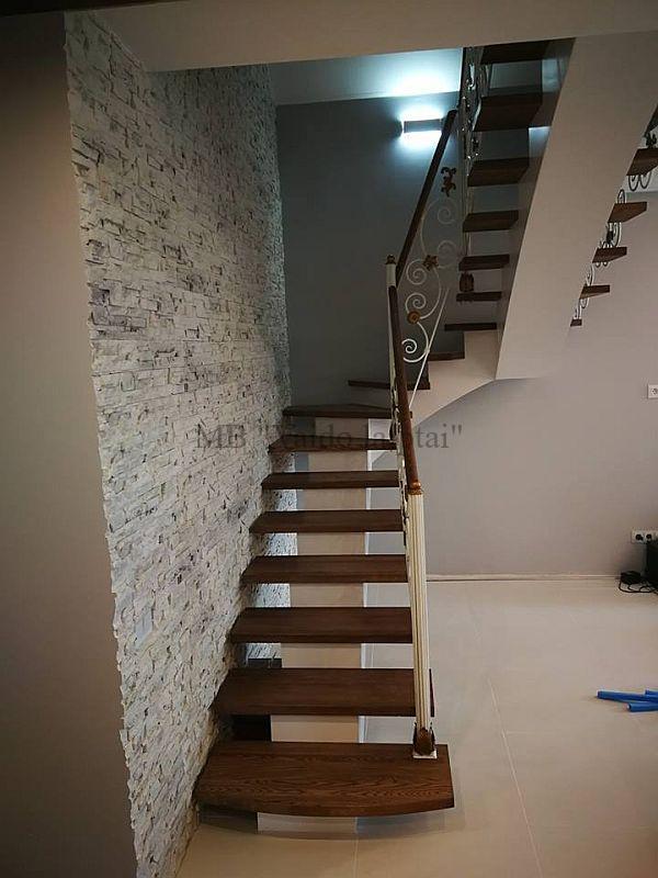 Laiptu gamyba, laiptai, sukti laiptai