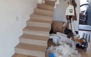 Laiptai Kaina
