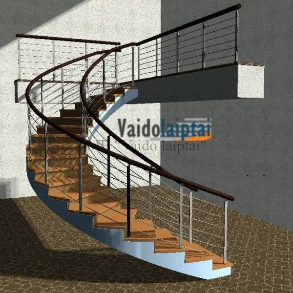 Aukščiausios kokybės Laiptų gamyba