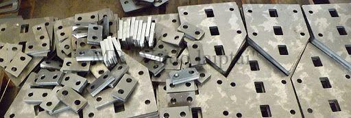 Metalo pjovimas cnc - detaliu pjovimas