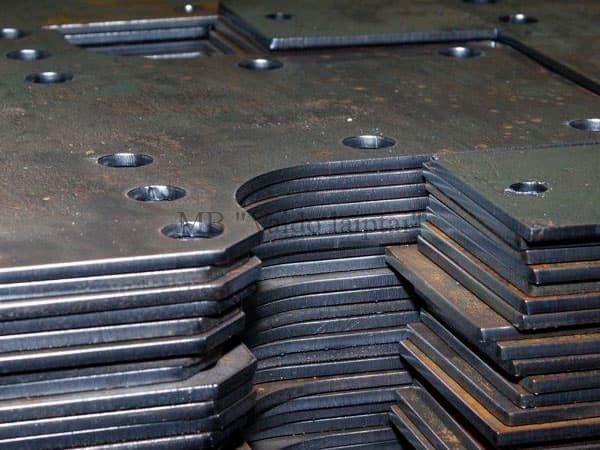 Metalo pjovimas plazma pagal užsakymą