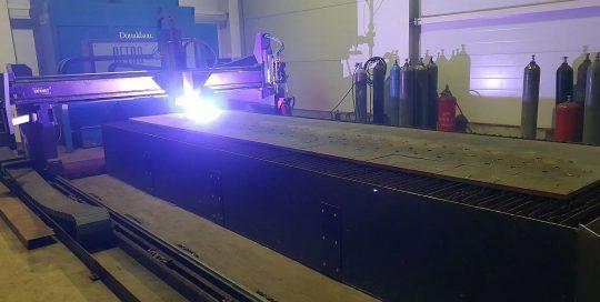Metalo pjovimas plazma charakteristikos ir principas