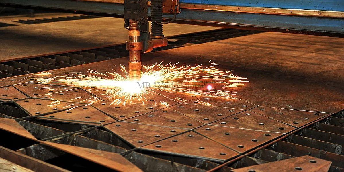 Metalo pjovimo staklės